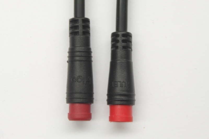 male 6 mm HIGO and JULET connectors