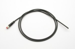 HIGO-B2-C #DE Steckverbinder mit 1 m Kabel #EN connector with 1 m cable