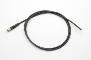 HIGO-S2-C #DE Steckverbinder mit 1 m Kabel #EN connector with 1 m cable