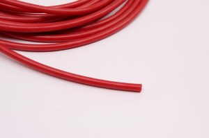 Rote Silikonlitze 4.0 mm² / red silikon wire AWG 12